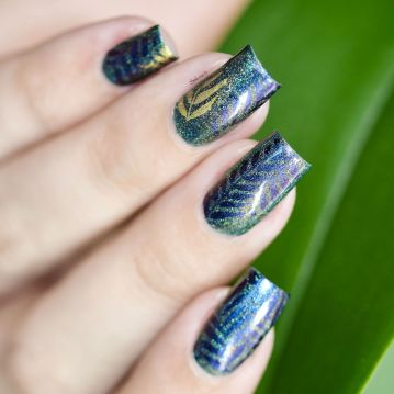 NAIL ART JUNGLE 6