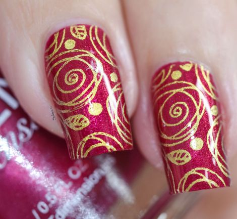 NAIL ART DIFFERENT DIMENSION 5