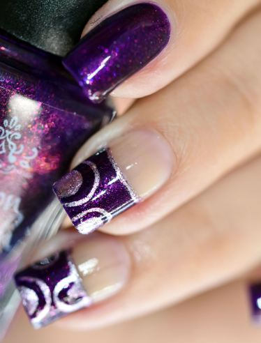 NAIL ART LOVE POTION 7