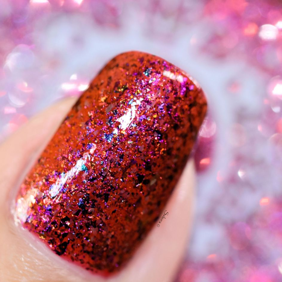 SPELLPOLISH ONE TINY RUBY 7