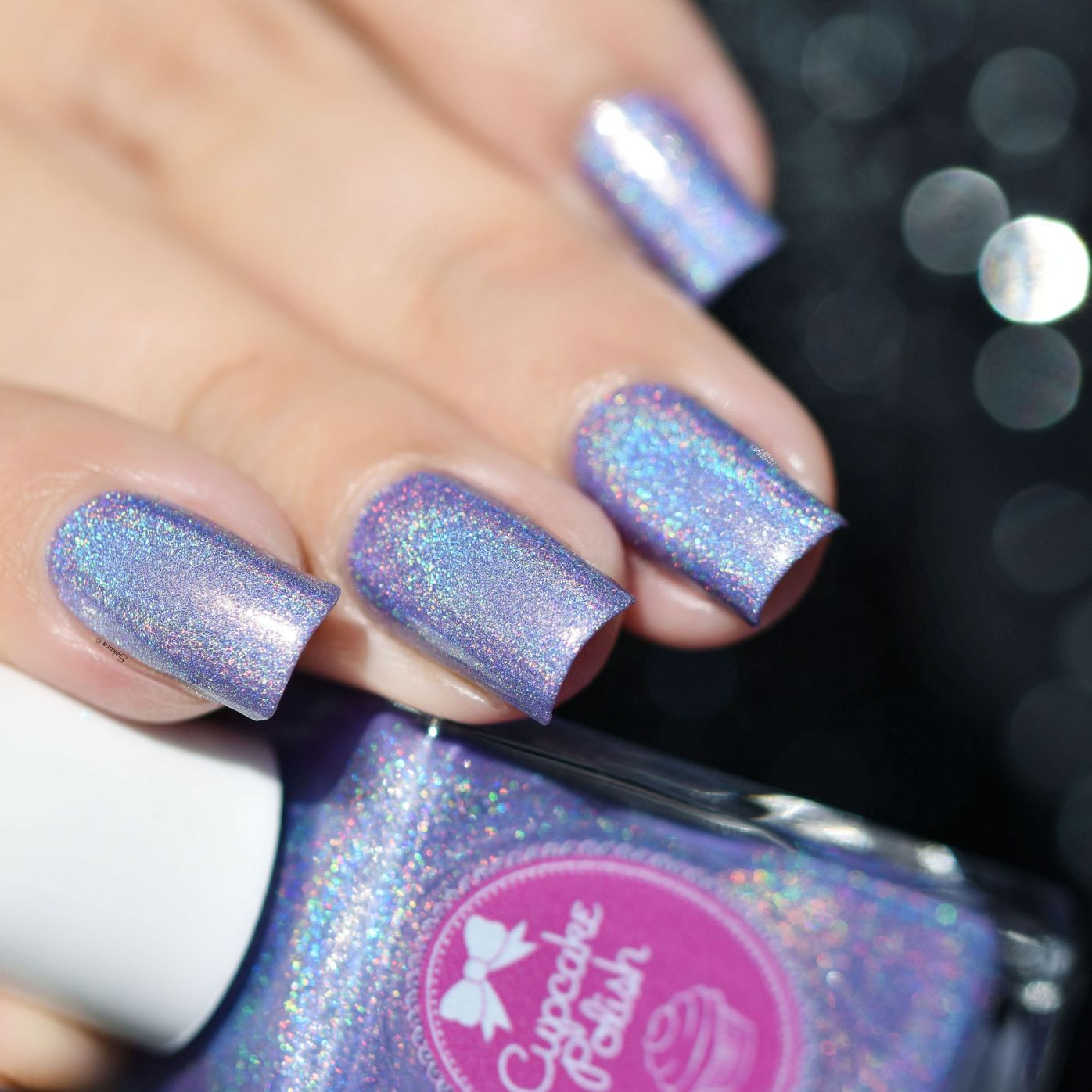 CUPCAKE POLISH MILKY WAY 4