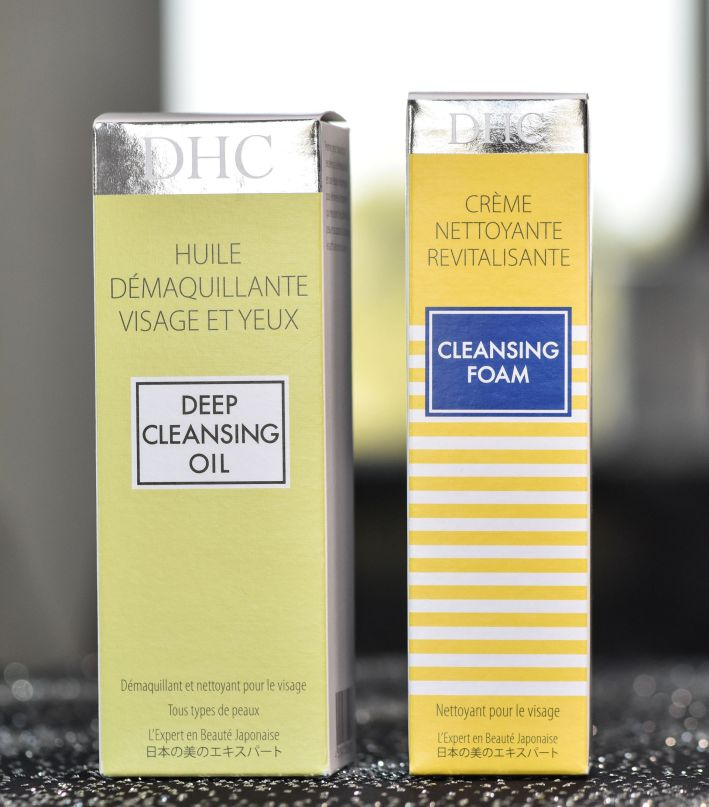 NEWS CLEANSING FOAM DHC 2
