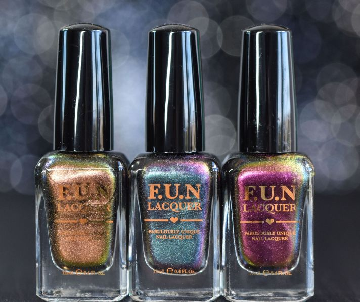 NEWS FUNLACQUER MAGNETIQUE 8