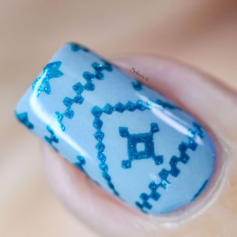 NAIL ART MORNING 7