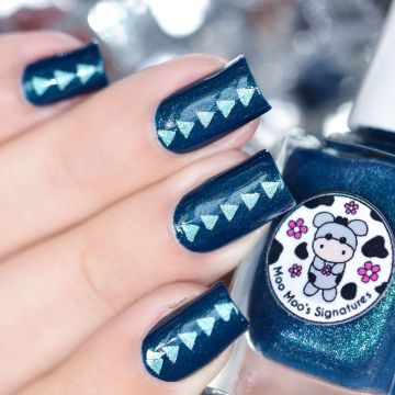 NAIL ART TRIANGLES 3