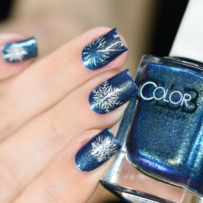COLOR CLUB WRITTEN IN THE STARS stamping 3