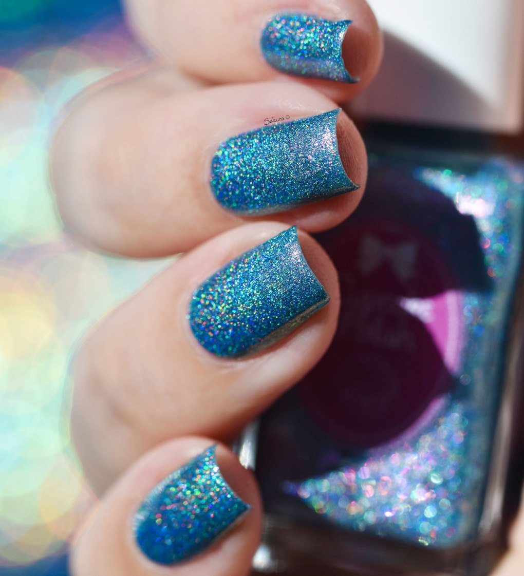 CUPCAKE POLISH MERMAZING