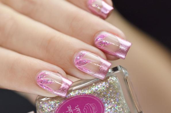 NAIL ART MARIEE ROSE 8