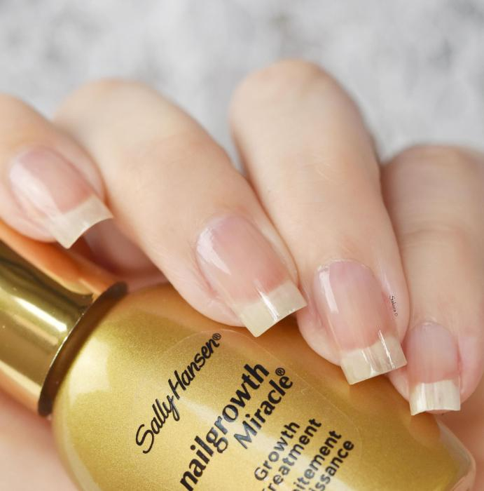 SALLY HANSEN SOIN 2