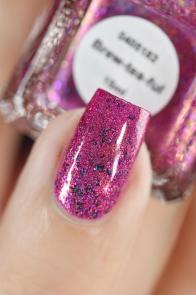 CUPCAKE POLISH BREW TEA FUL 7