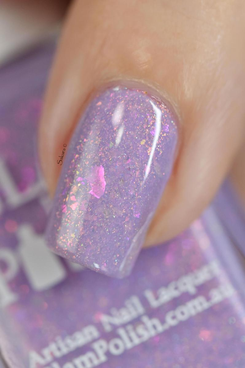 GLAMPOLISH Otter This World! 7