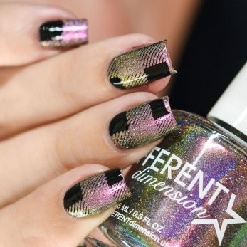 NAIL ART PLAID 5