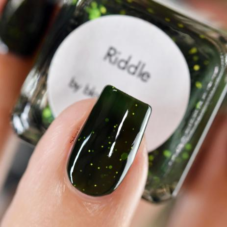 CADILLACQUER RIDDLE 5
