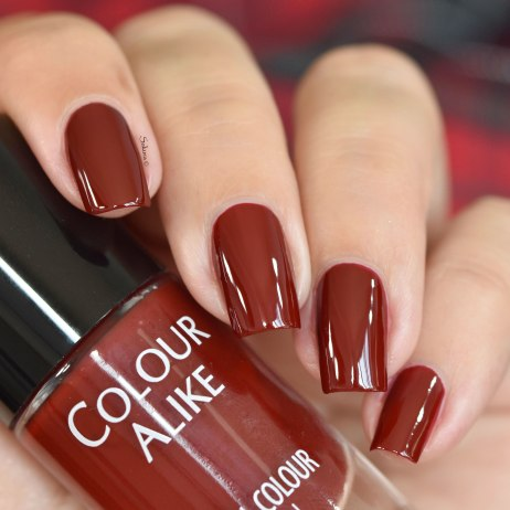 COLOUR ALIKE RED PEAR 4