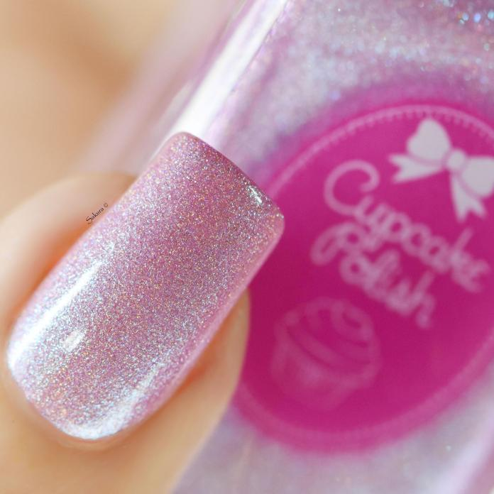 CUPCAKE POLISH SWEETEST LULLABY 5