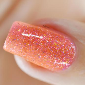 GLAMPOLISH HAPPY AS A CLAM 6
