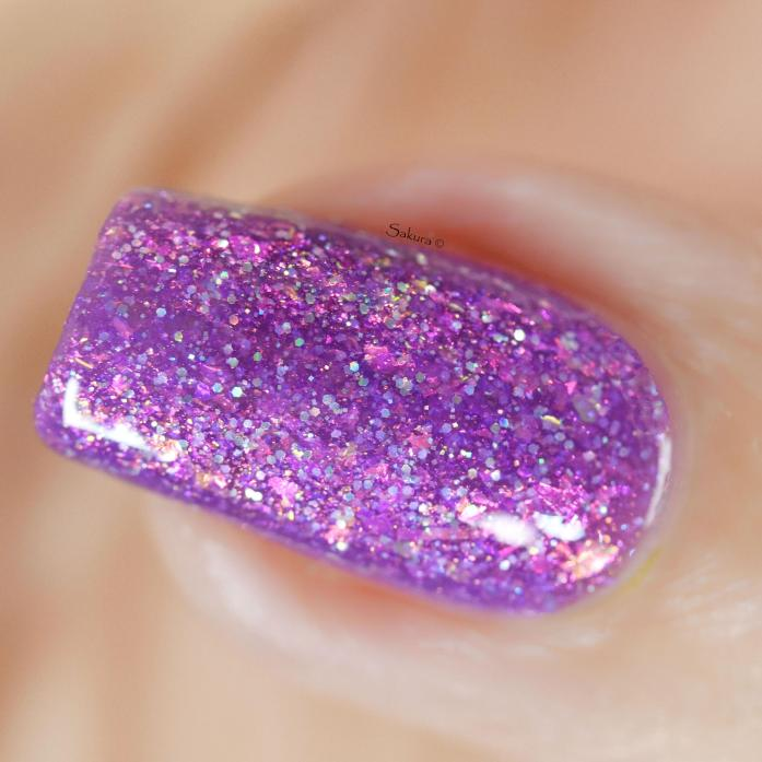 GLAMPOLISH I'D RATHER BE A MERMAID 4