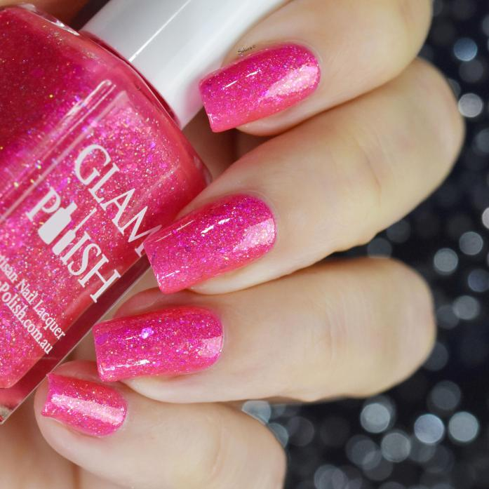 GLAMPOLISH SHELL WE DANCE 3