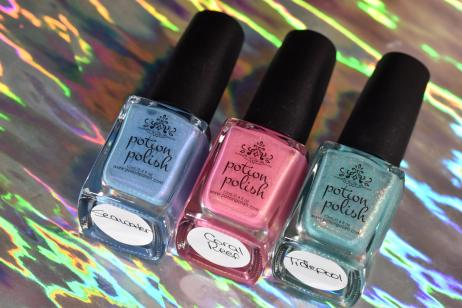 POTION POLISH Seafarer Collection 2