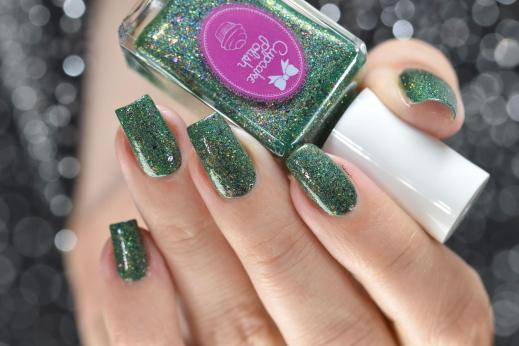 CUPCAKE POLISH FORCE OF NATURE 9
