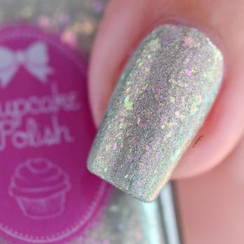 CUPCAKE POLISH MERMAIDS IN MALIBU 2