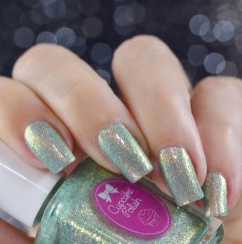 CUPCAKE POLISH MERMAIDS IN MALIBU 6