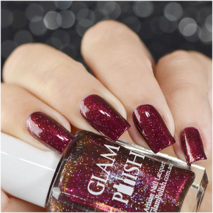 GLAMPOLISH Without Passion… We'd Truly Be Dead 5