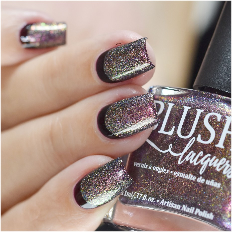 BLUSH LACQUERS NIGHTFALL STARRY NIGHT 5