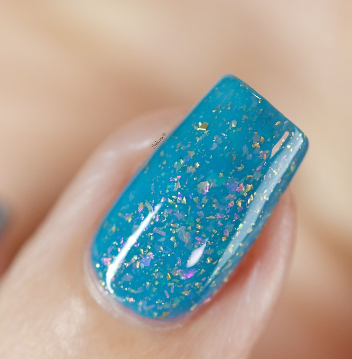 GLAMPOLISH Polyjuice Potion 2