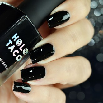HOLO TACO ONE COAT BLACK