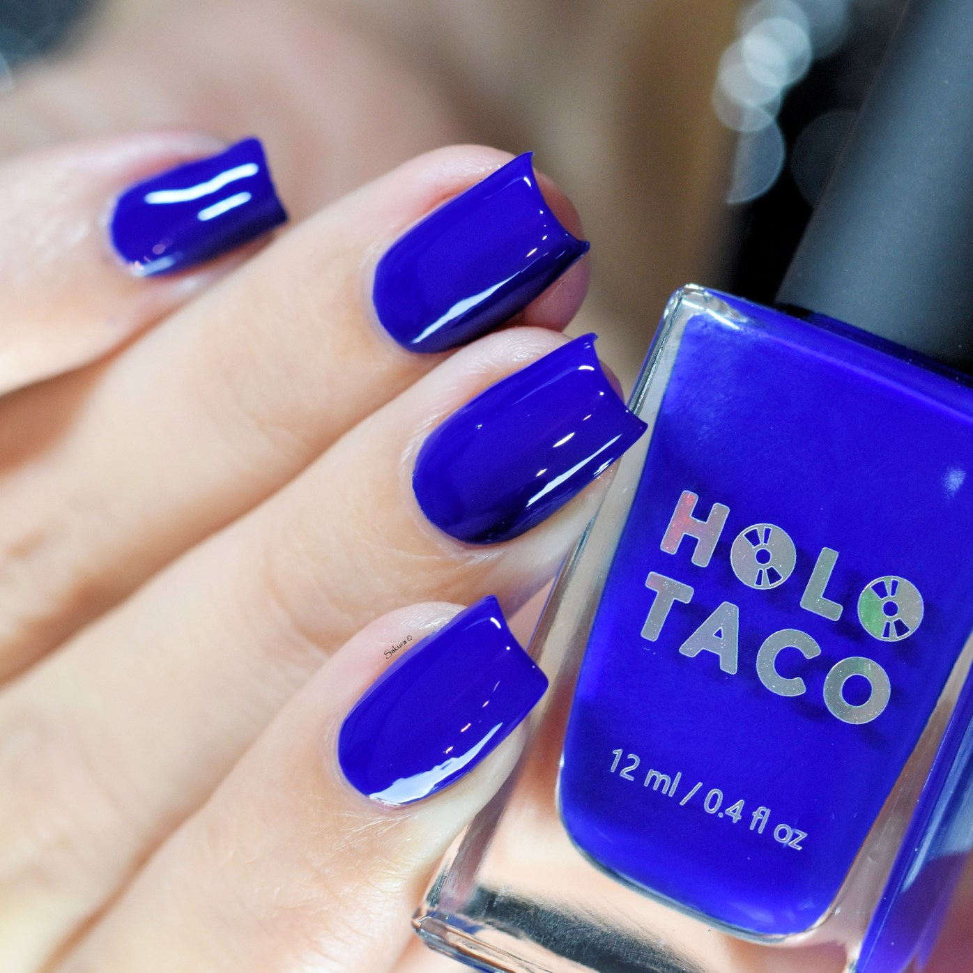 HOLO TACO ROYAL TEAL BLUE 2