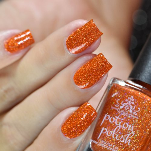 POTION POLISH I LOVE FALL MOST OF ALL 4