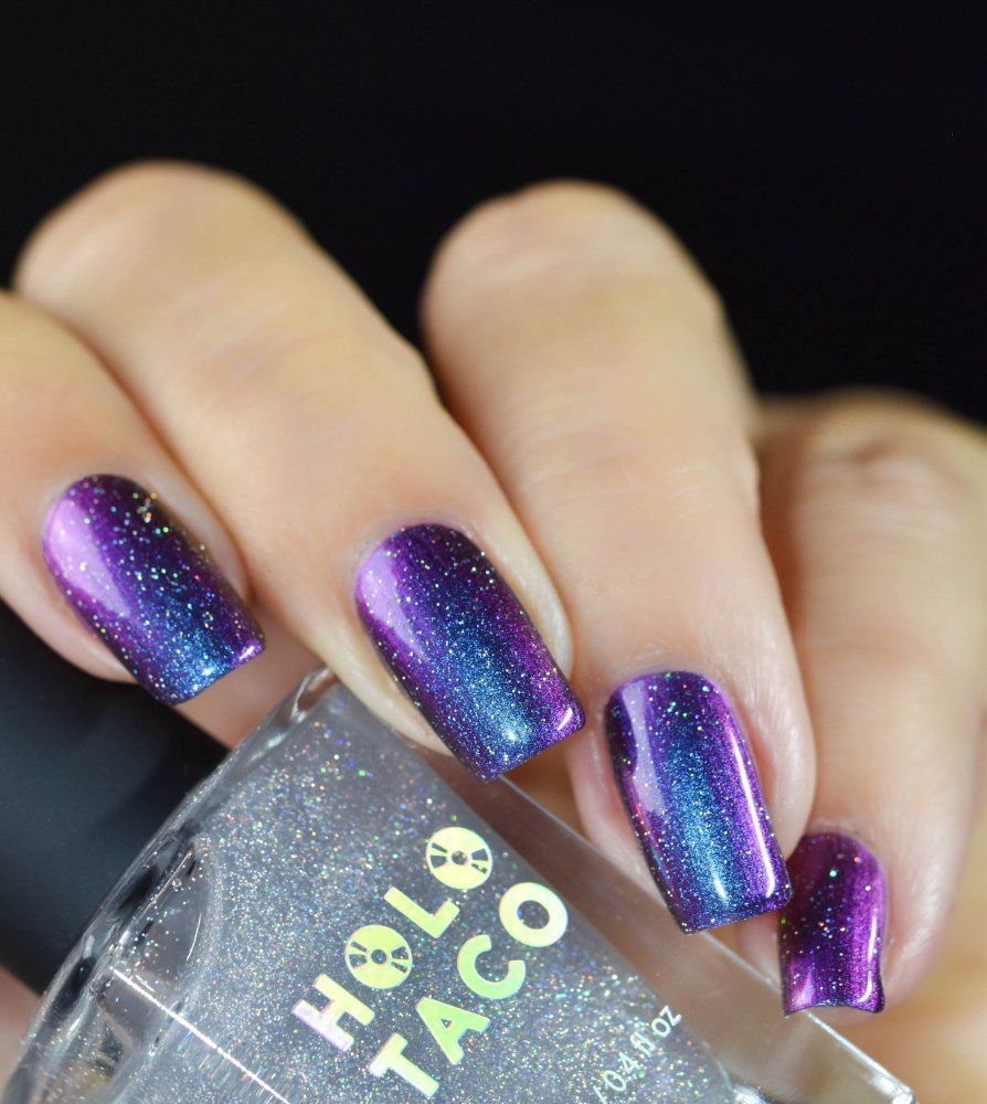 HOLO TACO PURPLE WITH ENVY SCATTER
