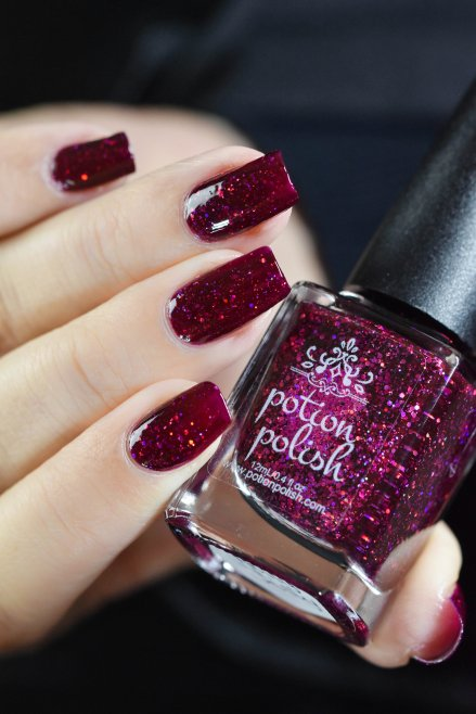 POTION POLISH HOLY JOLLY 9