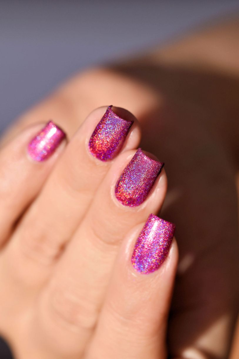HOLO TACO Hot-Wire Pink