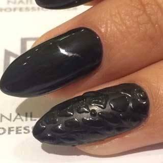 Nail Art Gallery Middot For Jaimey