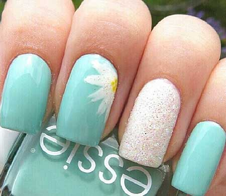19 Cute Summer Nail Designs