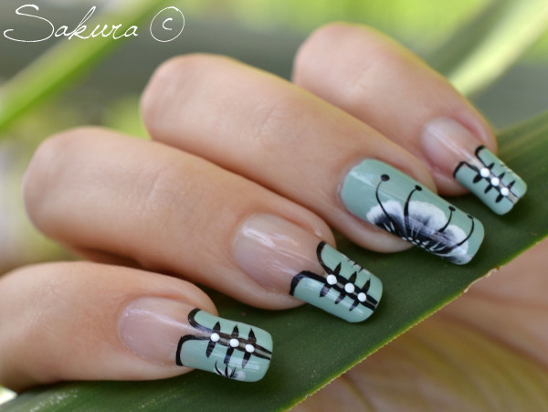 NAIL ART COL MAO ONE STROKE 3