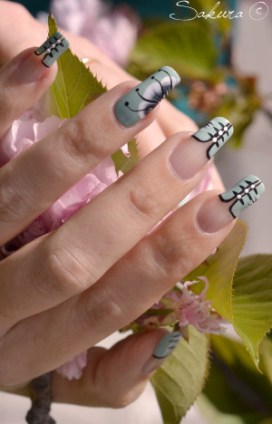 NAIL ART COL MAO ONE STROKE 6