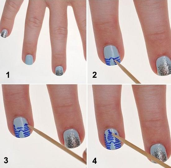 Disney Nail Designs