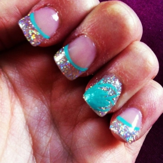Prom Nails Designs