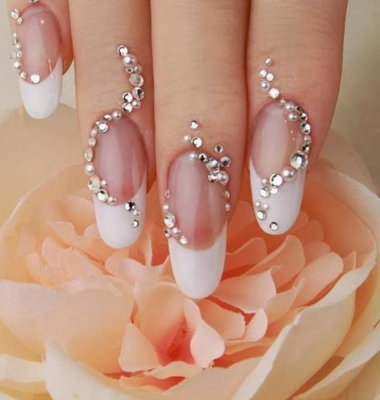 Prom Nail Art Ideas