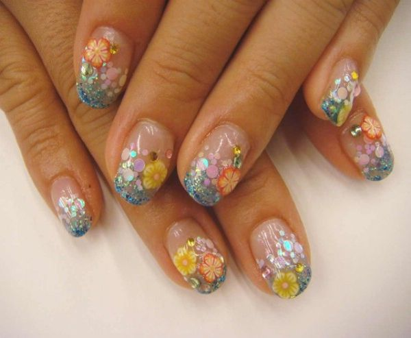 Tropical Nails Image Credit Nailart