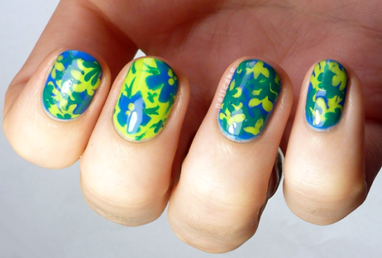 Tropical Nails