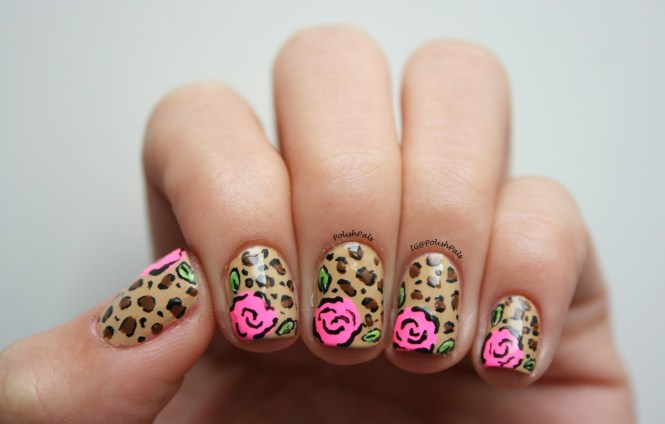 Fine Animal Print Nail Art Designs 16 On Inspiration Article