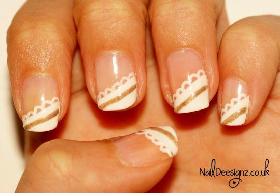 Wedding Nail Art