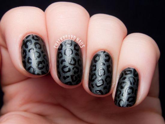 Two Tone Nail Designs