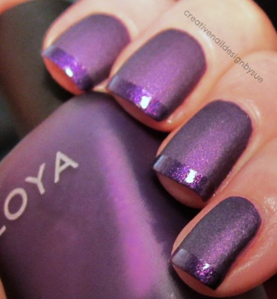 Beautiful Nail Art Designs Videos For Beginners Small Cheap Shellac Nail Polish Uk Clean Cute Toe Nail Art Designs Fimo Nail Art Tutorial Young Nail Art Degines ColouredNail Art New Images 37 Amazing Purple Nail Designs | Nail Design Ideaz