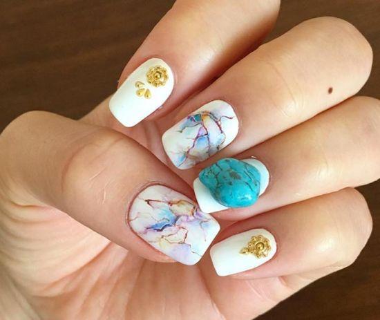 Stone Nails