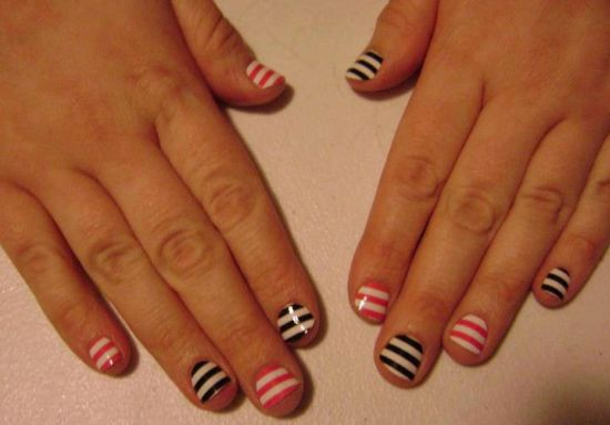 35 Super Cute And Easy Nail Designs For Kids | Nail Design Ideaz